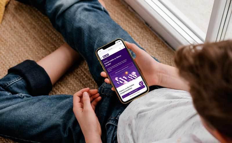100 GB do wykorzystania na social media i aplikacje w Play na kartę