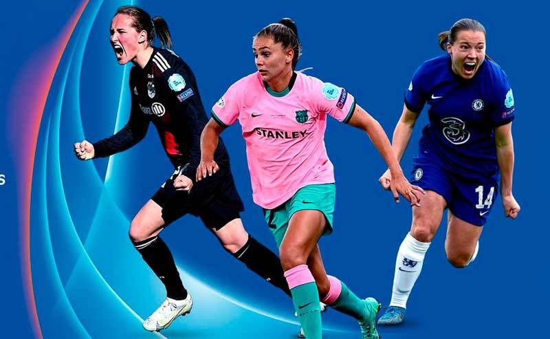 Liga Mistrzyń UEFA - na żywo, za darmo i dla fanów z całego świata