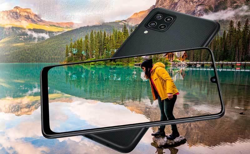 Samsung Galaxy F22 - specyfikacja