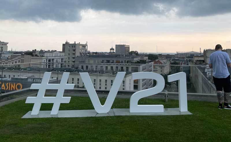vivo V21 5G - premiera