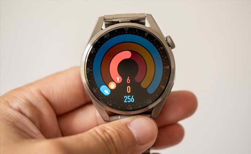 Huawei Watch 3 Pro - recenzja