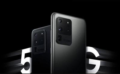Smartfony Samsunga z największym udziałem testów 5G