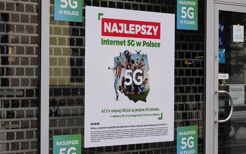 Sprawdziliśmy 5G Plusa w Radomiu