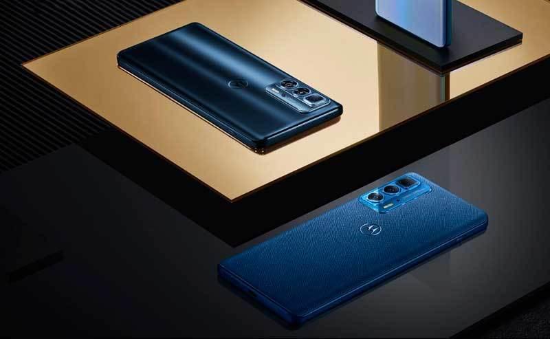 Motorola Edge S Pro - Snapdragon 870 i aparat 108 MP