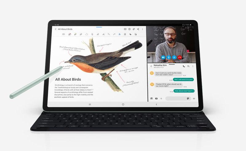 Kup tablet Galaxy S7 FE w letniej promocji i otrzymaj klawiaturę w prezencie