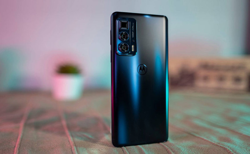Motorola edge 20 pro w naszych rękach - wideo