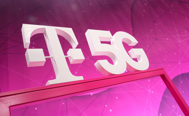 T-Mobile ma już blisko 2300 stacji z 5G