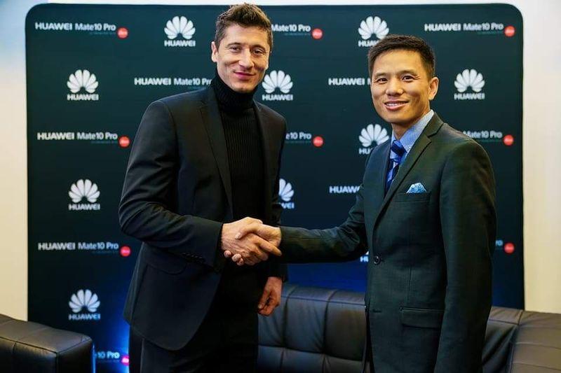 Jian Zhang, country manager w polskim Huawei CBG