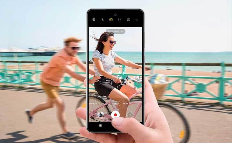 Samsung Galaxy A52s 5G w Play (ceny)