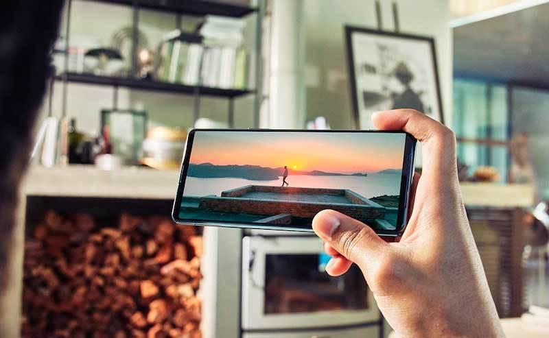 Sony Xperia 5 III w naszych rękach - wideo