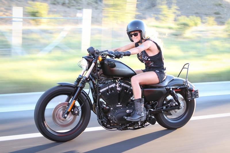Mocne motocykle niebezpieczne dla iPhonów