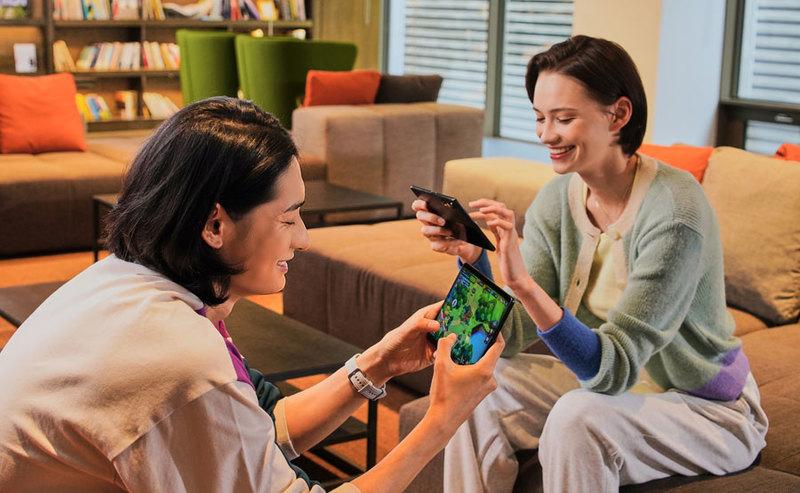 Z Fold3 5G, Z Flip3 5G i S20 FE (LTE) ze zwrotem pieniędzy