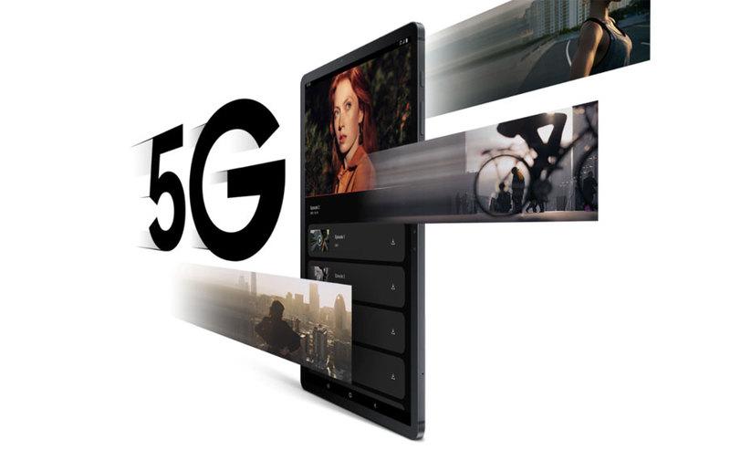 Cena Samsunga Galaxy Tab S7 FE 5G w Orange
