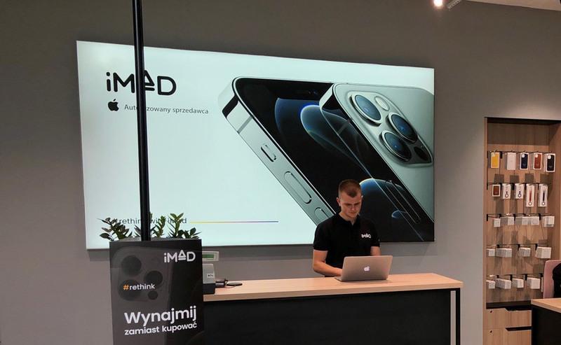 iMad zaprasza na otwarcie nowego salonu w Katowicach