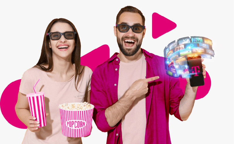 Rozrywka uwolniona lite - nowy pomysł sieci T-Mobile