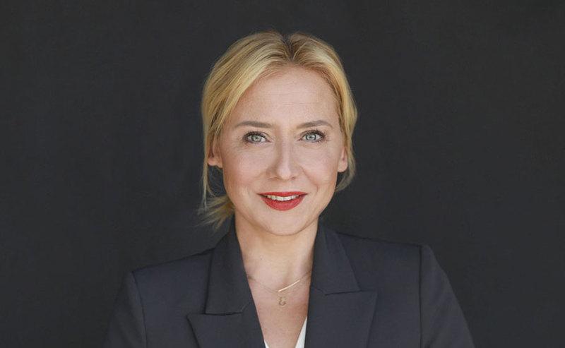 Marta Wojciechowska prezes zarządu spółki Fiberhost