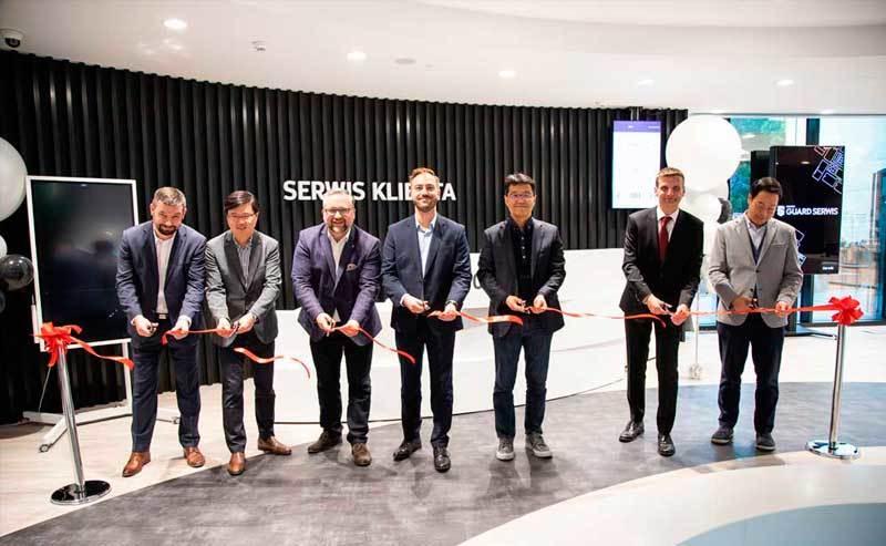 Nowy Samsung Serwis Klienta w Warszawie