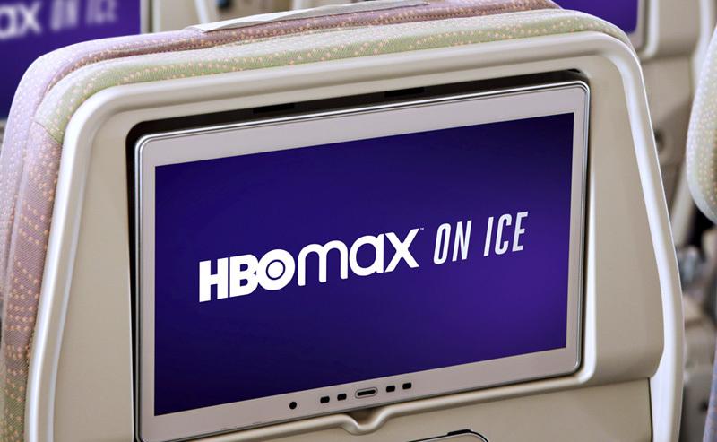Emirates wprowadzają na pokład wyjątkową ofertę HBO Max