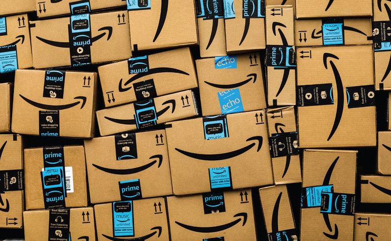 Poczta Polska dostarczy przesyłki z Amazon Prime