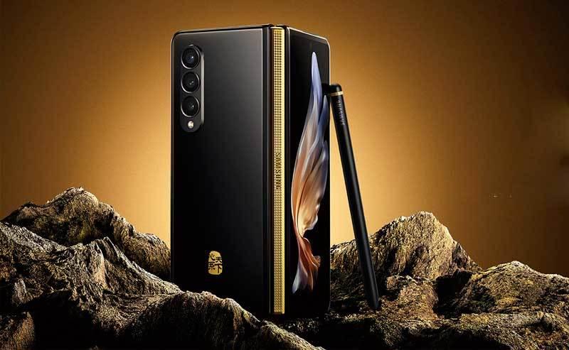 Samsung W22 5G - nowy rozkładanych smartfon za ponad 10 tyś.