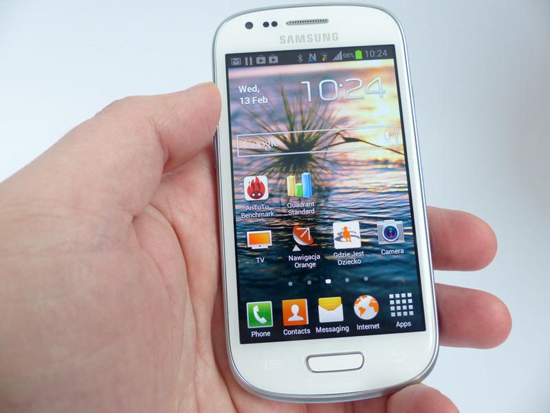 Samsung Galaxy J5 – test