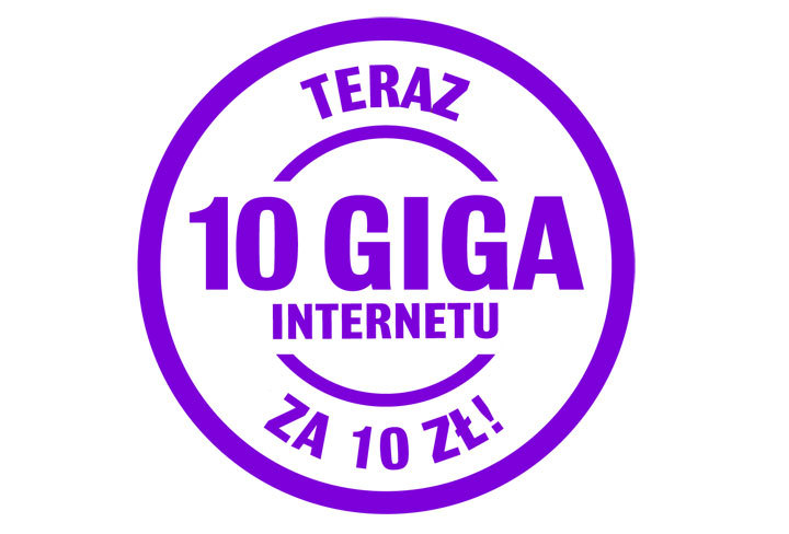 10 Gb Za 10 Zl W Play Na Karte