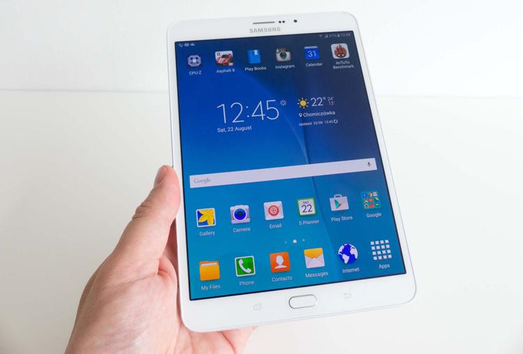 Test Samsung Galaxy Tab S2 8.0