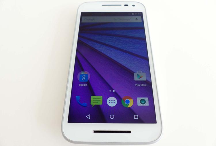 Motorola Moto G by 2015 in the Test