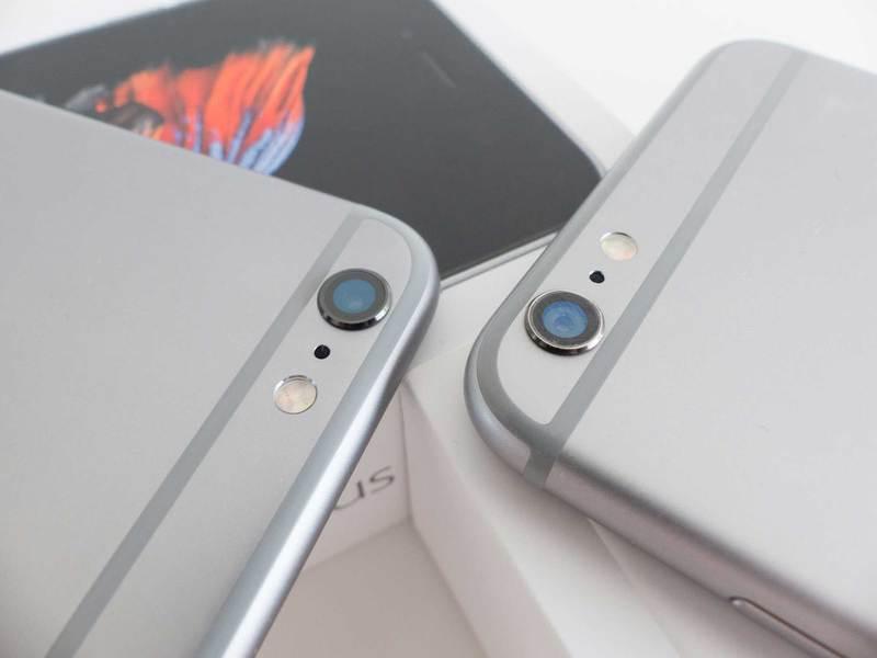 iPhone 6 Plus vs iPhone 6s Plus