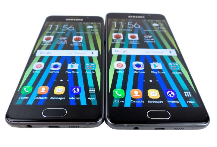 Samsung Galaxy A3 2016 i Galaxy A5 2016