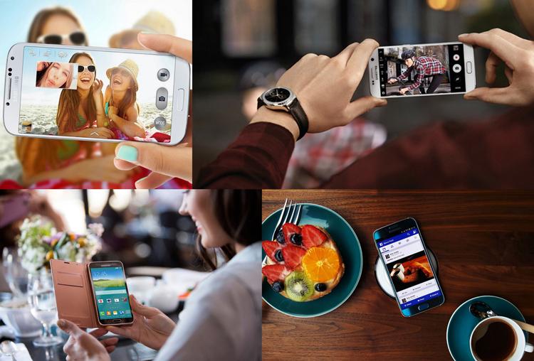 Samsung Galaxy S7 versus poprzednie wersje - porównanie