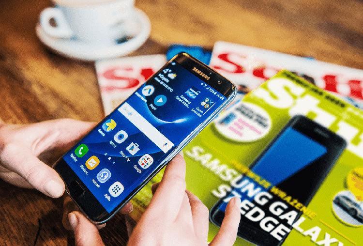 Miesiąc z Samsungiem Galaxy S7 Edge