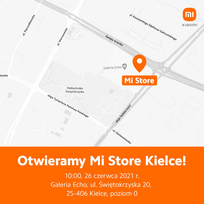 Mi Store w Kielcach
