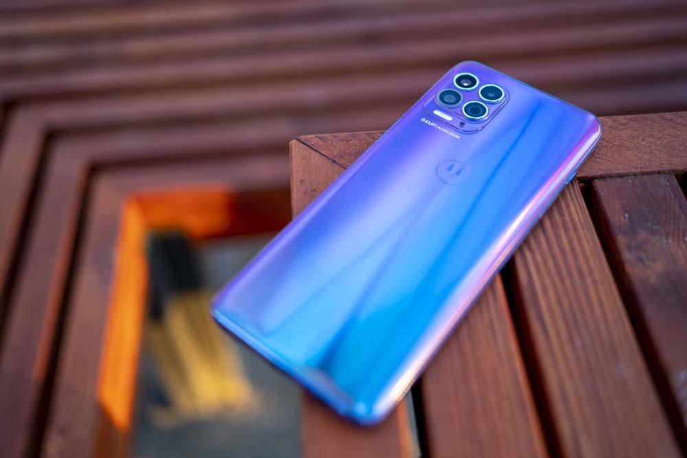 Motorola moto g100 – nasze pierwsze wrażenia