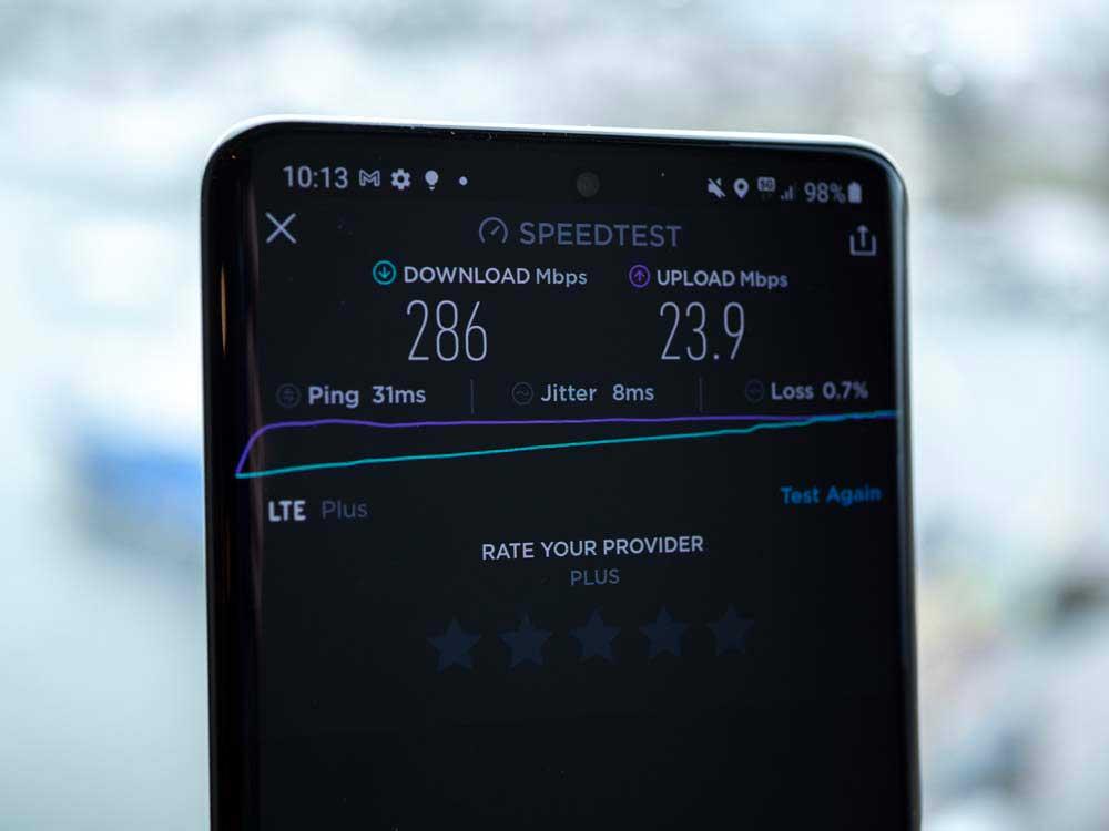 Sprawdziliśmy 5G Plusa w Trójmieście