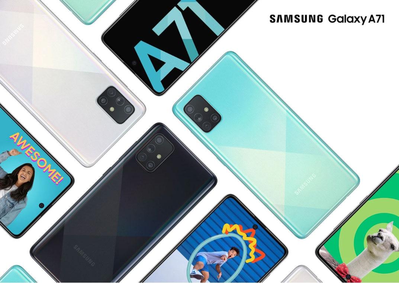 Samsung Galaxy A71 i A51