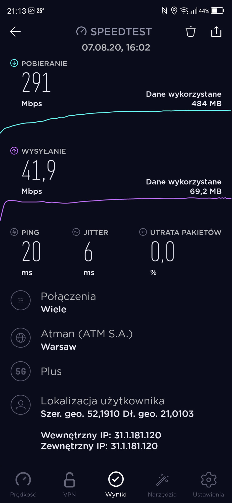 ZTE Axon 11 5G
