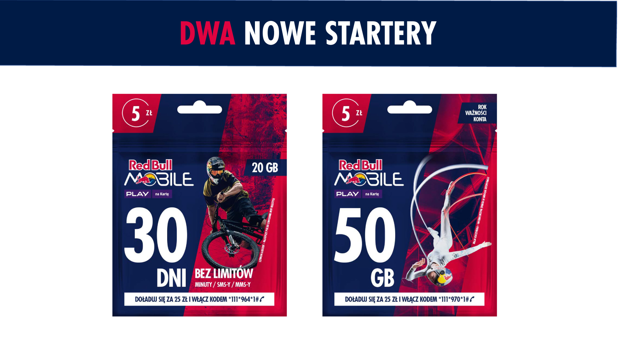 Red Bull Mobile Nowa Oferta Abonamentowa I Na Karte