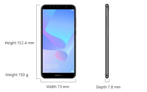 Huawei Y6 2018 Unlock Bootloader