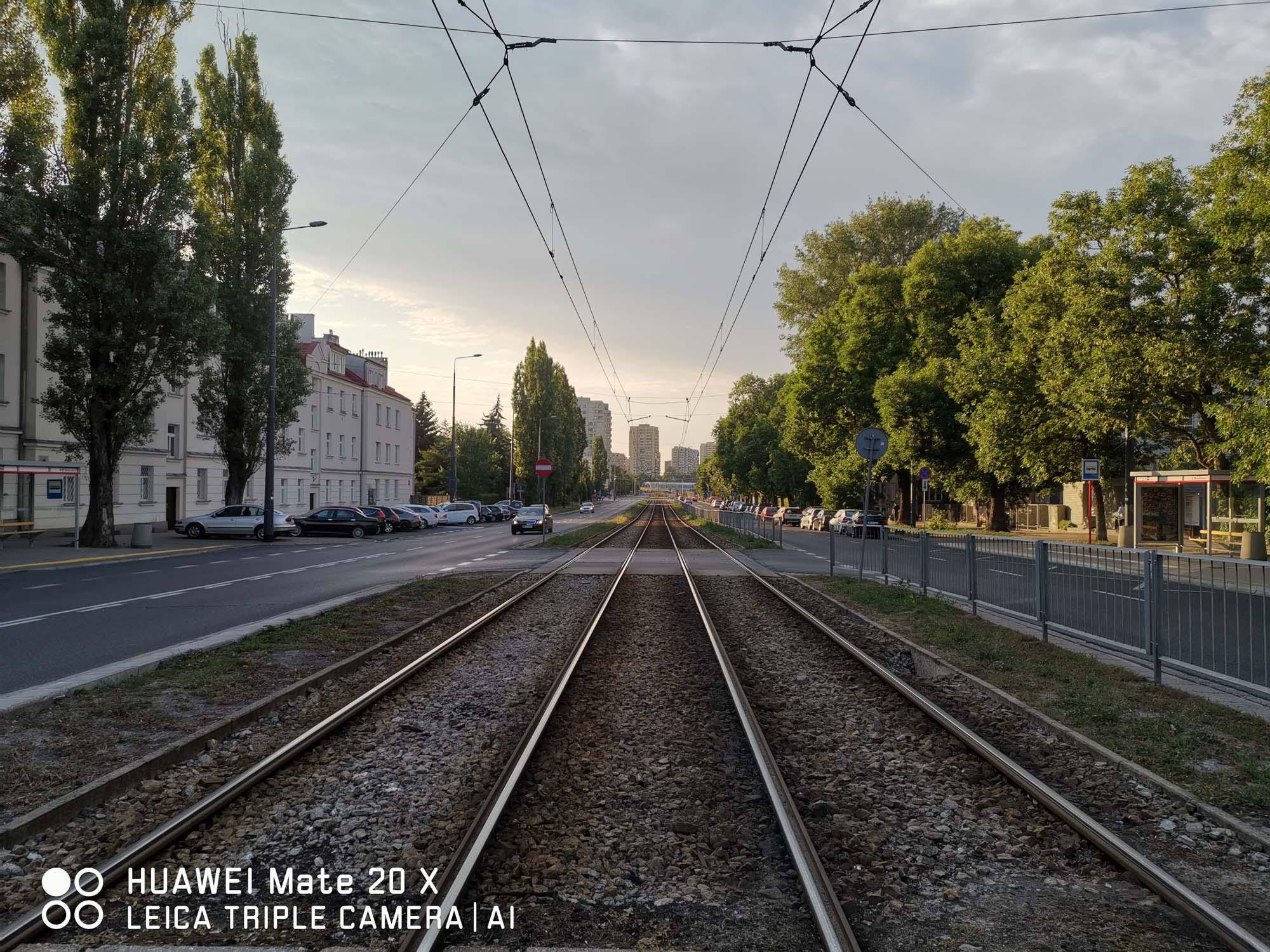 Zdjęcie z Huawei Mate 20 X 5G