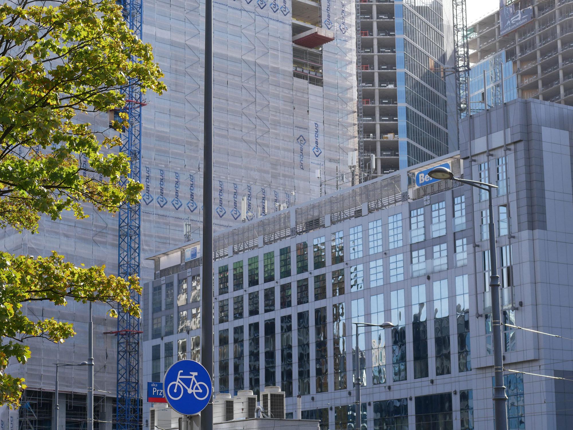 5G Warszawa