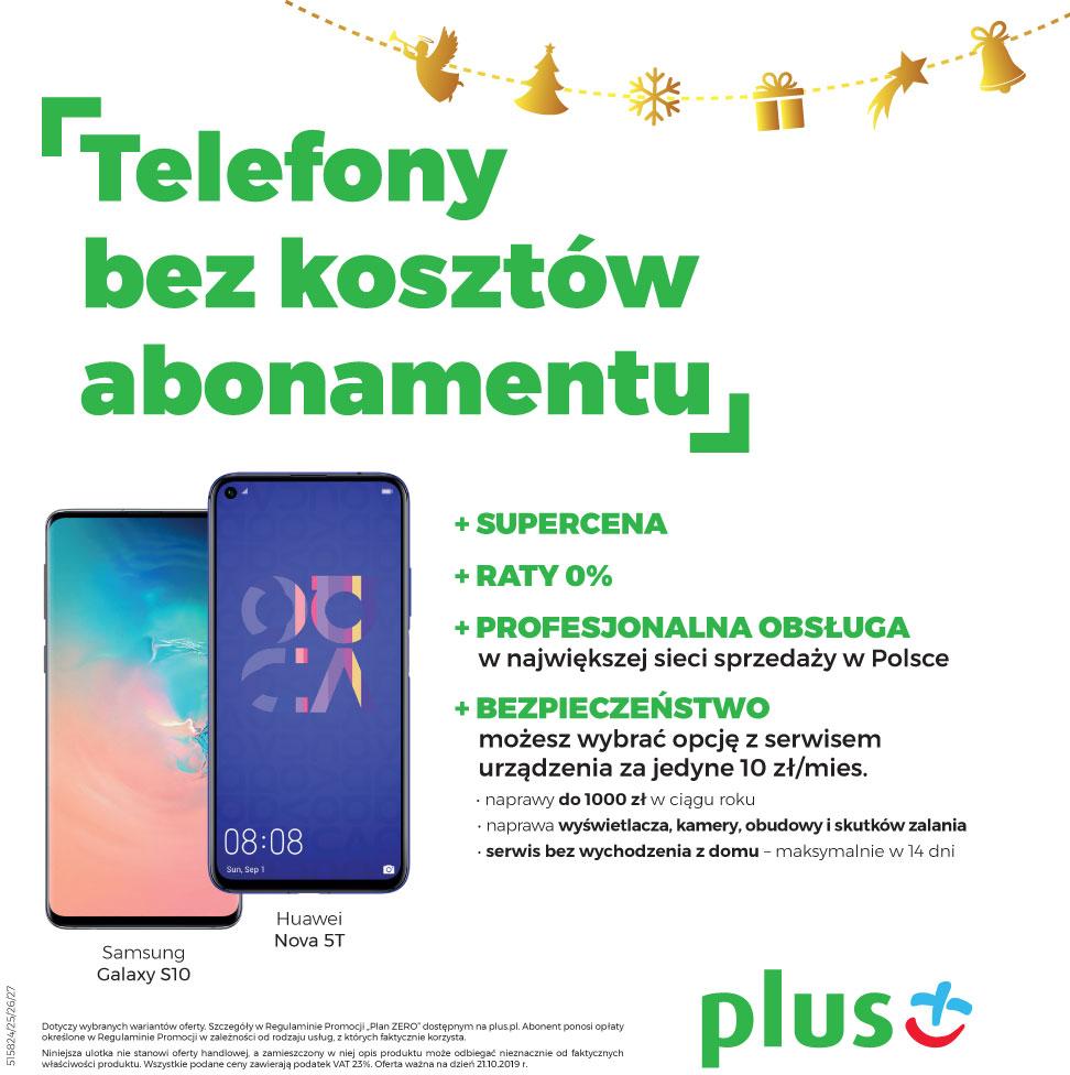 Świąteczne reklamy Plusa