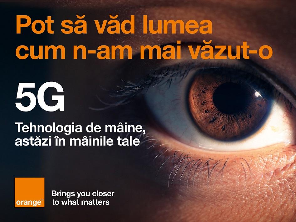 Orange 5G w Rumunii