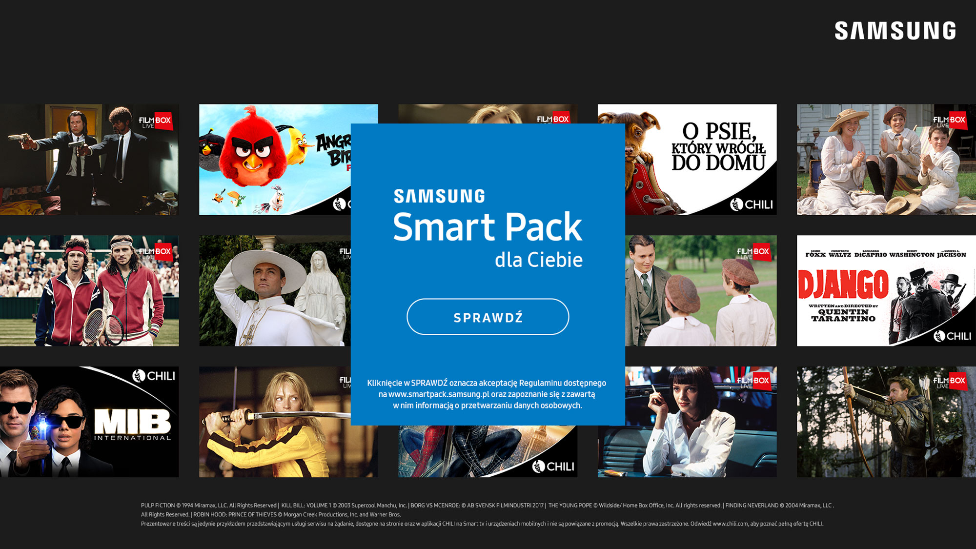 Samsung Smart Pack