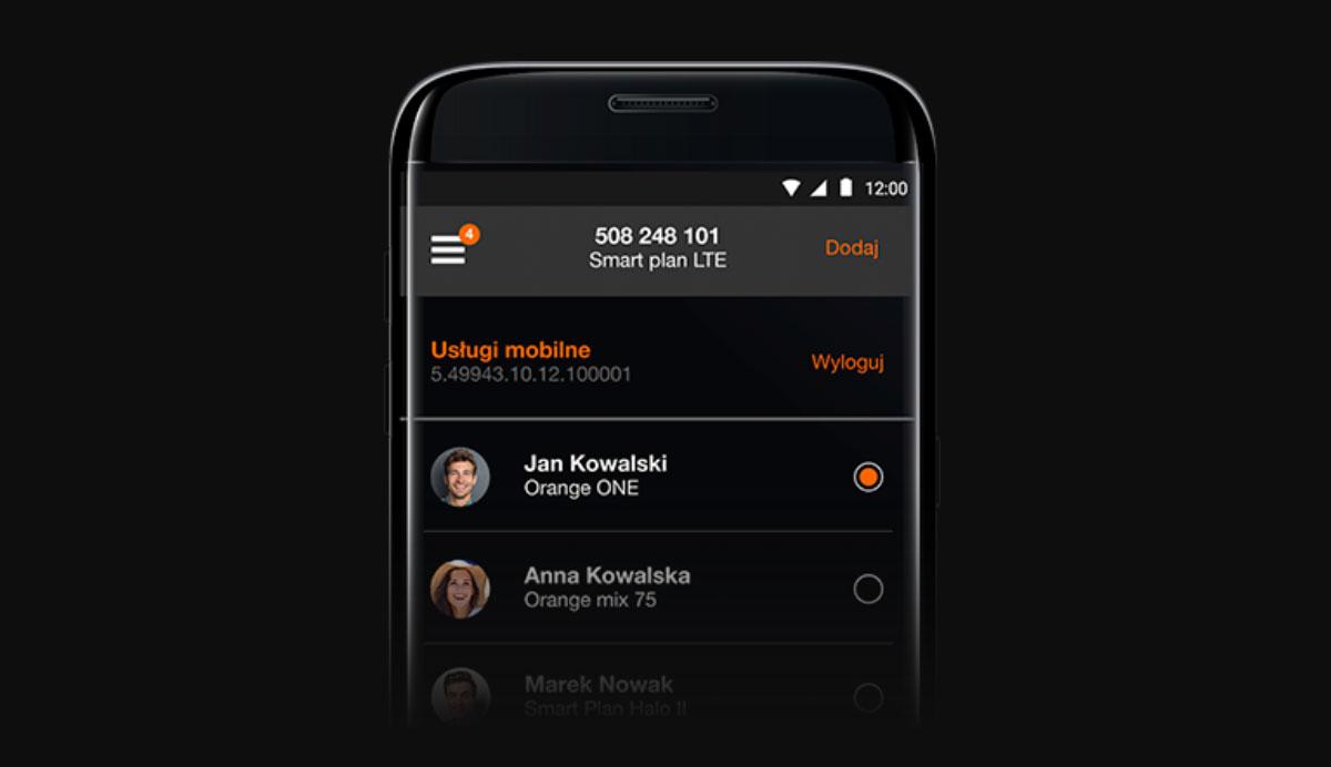fe706b637e3904 Mój Orange – najlepsza aplikacja dla klientów pomarańczowej sieci