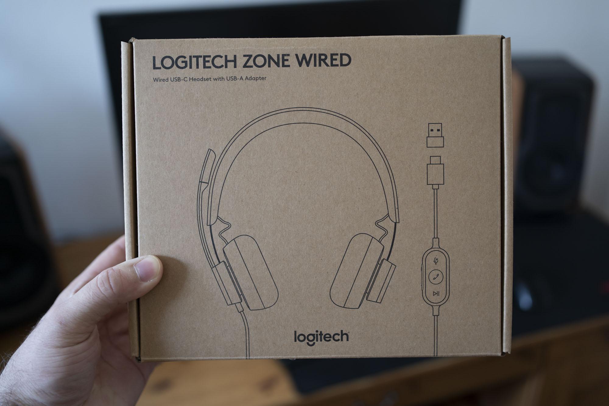 Logitech Zone Wired