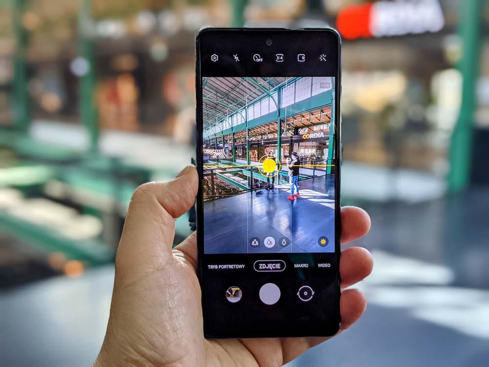 Samsung Galaxy A72 – nasza recenzja