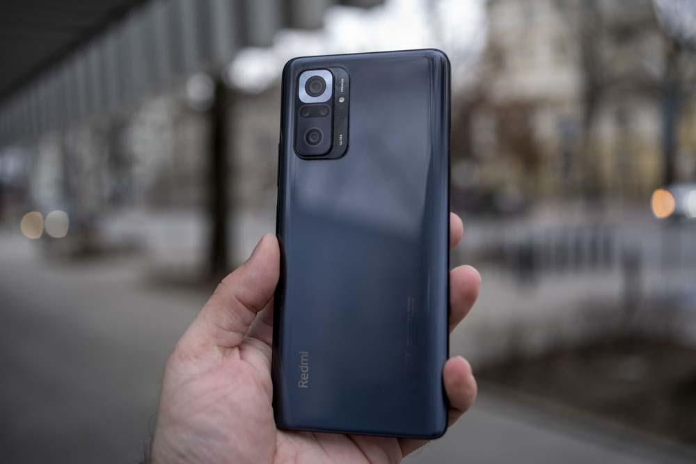 Xiaomi Redmi Note 10 Pro – recenzja
