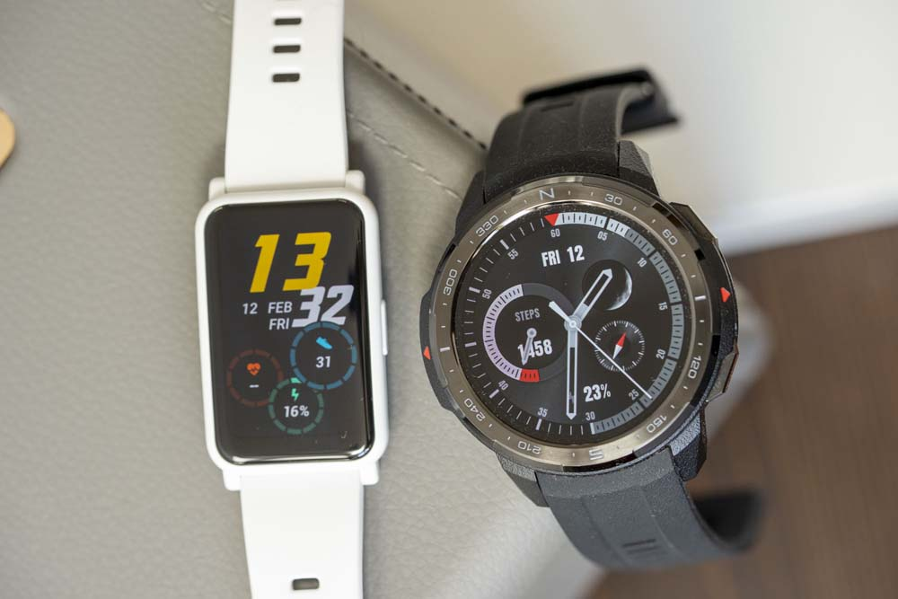 Honor Watch GS Pro oraz Honor Watch ES – porównanie