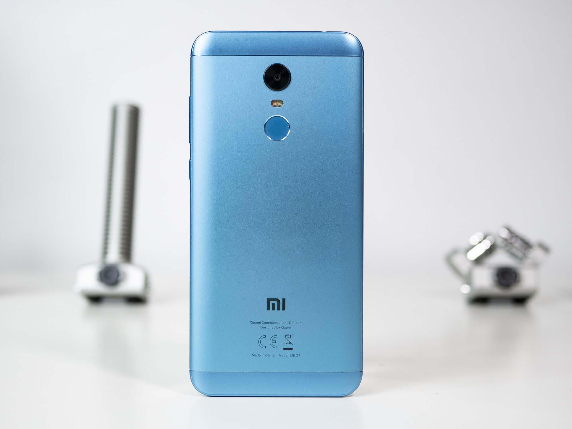 Łączność Xiaomi Redmi 5 Plus została oparta o LTE WiFi n i Bluetooth 4 2